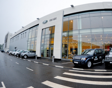 Inchcape Jaguar Land Rover Юг